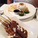 Good Chicken Satay.