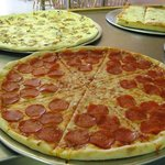 Arte Serves Pizza By The Slice All Day! Enjoy Classic Slices, Signature Pizza Rolls, & Unique Sp