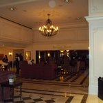 lobby facing Brennan's Restaurant