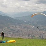 Dragon Fly Parasailing in Medellin