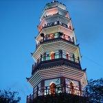Zhongshan Fufeng Wen Tower Image