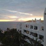 Blick gegen La Gomera