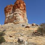 Chambers Pillar Photo