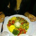 Vegetarische Hauptspeise