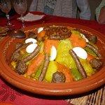 Le couscous de Mariam HUMMMM !!!