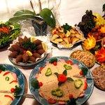 Buffet de mezzés