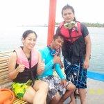 our super bait marine tour guide!