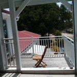 Aute vue de la terrasse