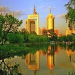 Shengli Park of Changchun