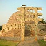 Sanchi Stupa No. 3