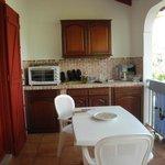 Une cuisine-terrasse par chambre