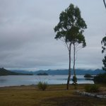Lake Pedder from the Chalet 1