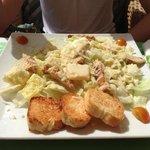 Chicken Caesar Salad - about £4.50