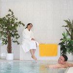 Wellnessbereich - Pool