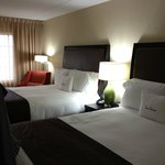 Very nice and clean rooms with a relaxing atmosphere.