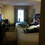 Foto de Hilton Garden Inn Winston Salem
