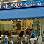 Seafoods Fish and Chip Restaurant street view