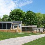 Family Friendly Resort Cottages at Woodland Estate