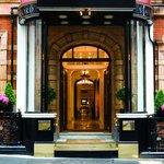 Hotel Entrance The Stafford London by Kempinski
