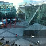Bord Gais Theatre view from Room