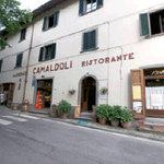 Foto de Ristorante Camaldoli di Tassini