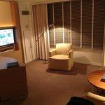 living area -