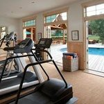 The 4UR Ranch fitness facility.