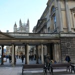 Roman Baths & Bath Abbey