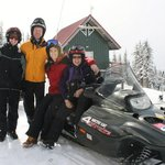 Awesome and exciting snowmobile tours