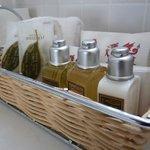 L'Occitane bath products!