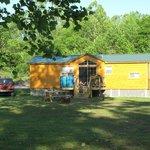 Full-service Cabin