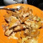 fajita chicken nachos