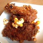 Buttermilk Fried Chicken Bites