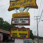 Wright's Dairy Rite, Staunton