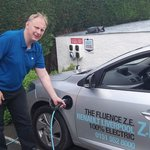Drivers of Electric Vehicles can charge for FREE when they Stay at Bryn Bella