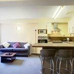 Communal/Kitchen Area