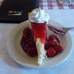 Ronneburg cheesecake. Excellent!