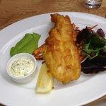 Brixham Beer-Battered Fish & Chips