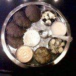 navratra special thali