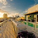 Prime Hotel Pool Deck