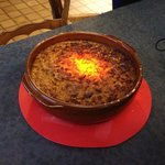 A traditional Languedoc Cassoulet prepared by Xavier