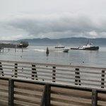 Table view ship traffic