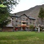 Jardin Hostal Vall d'Aneu