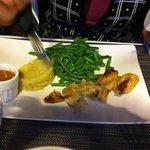 poulet mariné aux agrumes