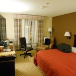 Country Inn & Suites By Carlson, Asheville at Asheville Outlet Mall, NC Foto