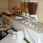 Frühstücksbuffet / Breakfast