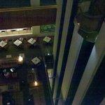 Restaurant desde arriba