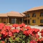 En San Fernando, puerta de entrada a la Ruta del Vino, visite Ud. Hotel Ontiveros. Es un edifici