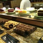 part of the desserts