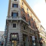 Restaurant of Hotel Cosmopolita